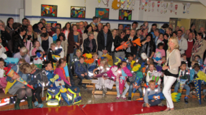 Schulanfang 2017 Gröbenbachschule
